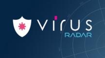 VírusRadar applikáció